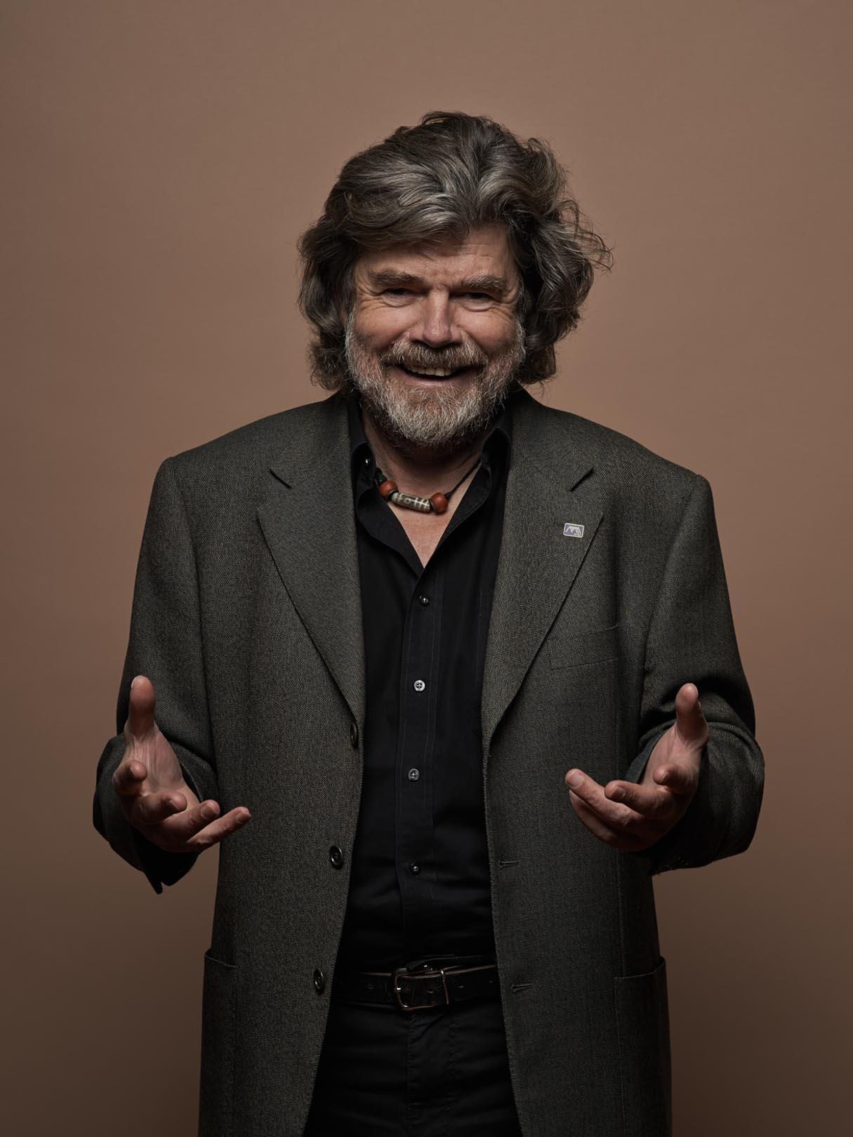 SKY TALK - Reinhold Messner