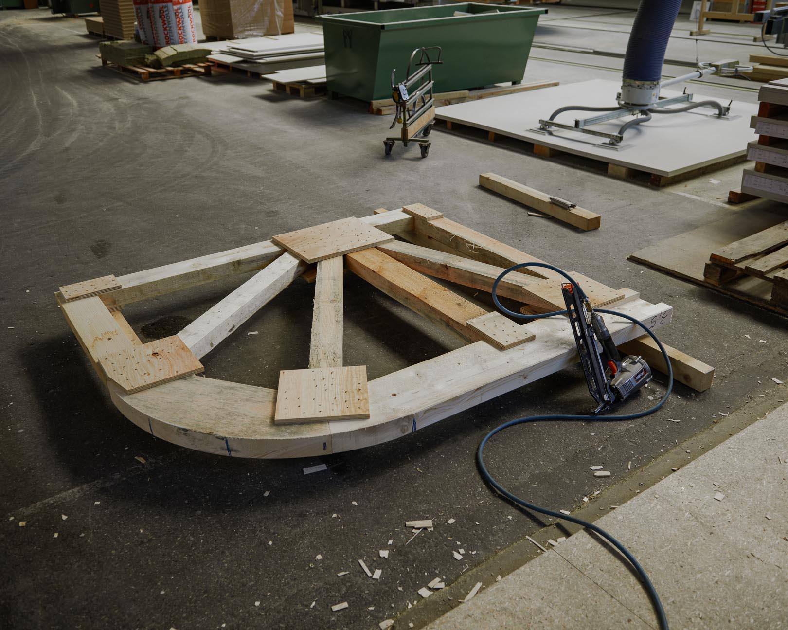 Holzcluster
