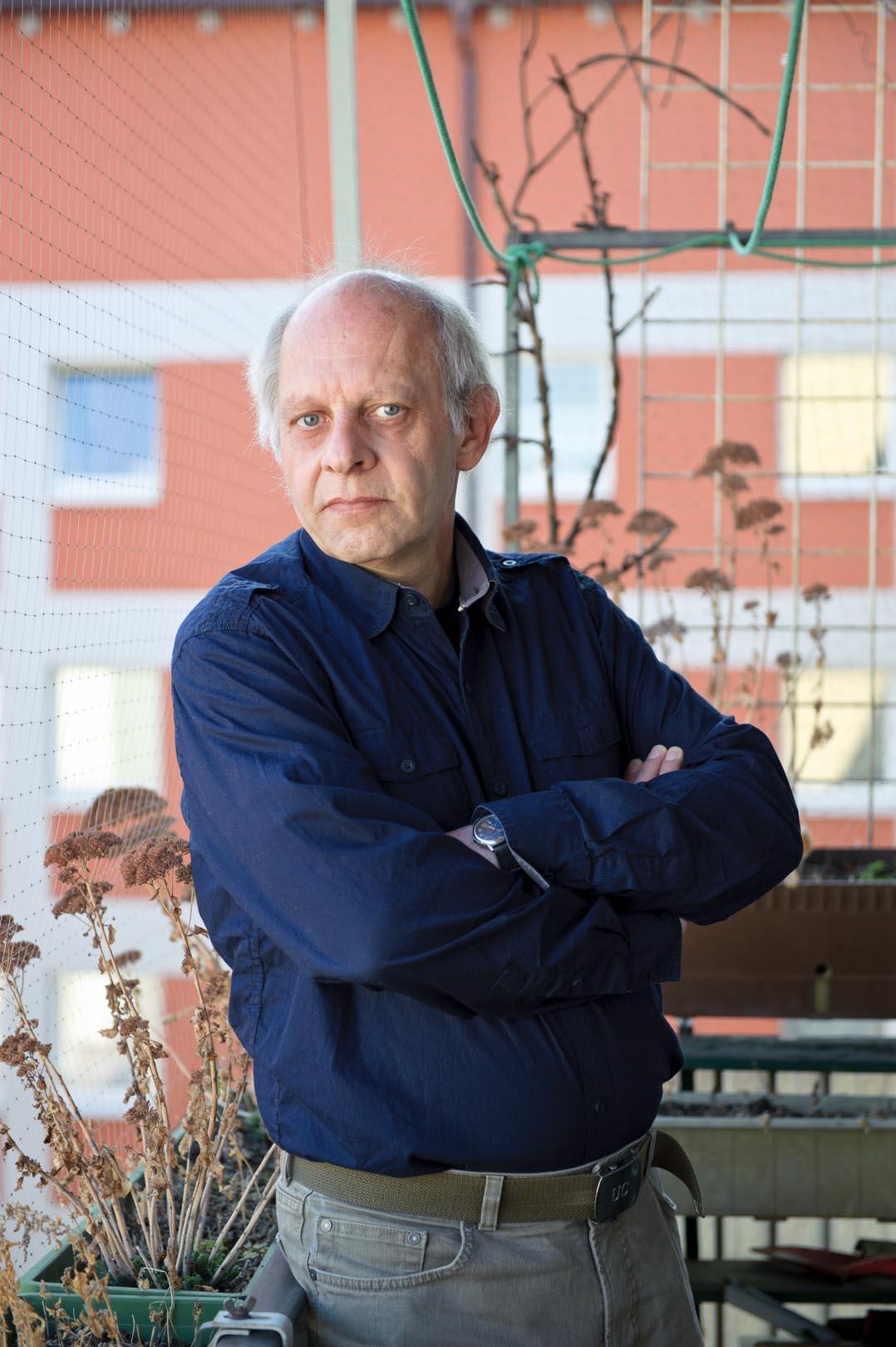 """Chrismon """"Zivildienstleistende"""" - Herr Karl Lipp"""