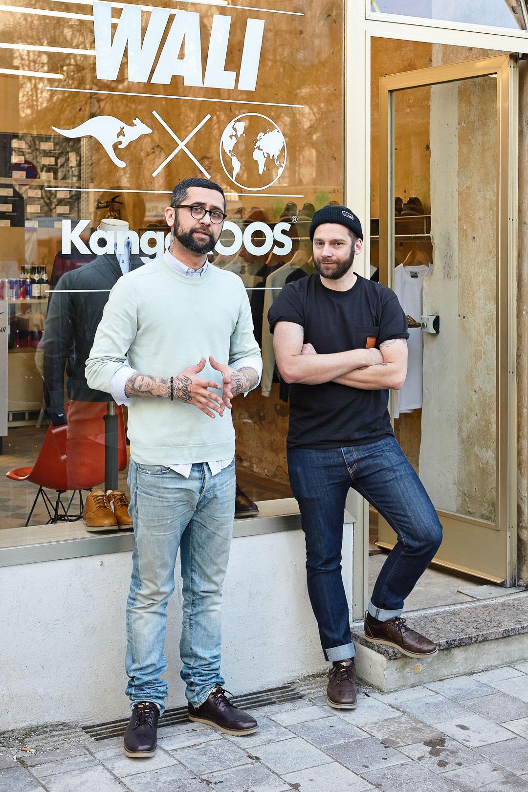 KangaROOS-Wali